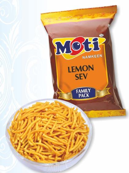 Lemon Sev Namkeen