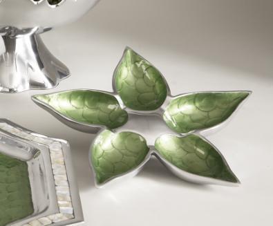Aluminium Five Leaf Dish
