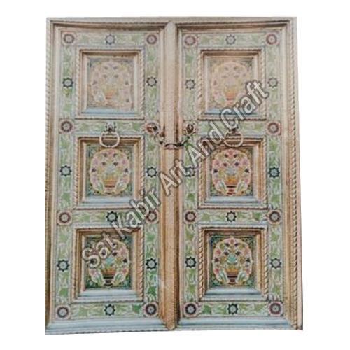 Meenakari Door
