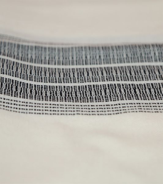 White Lambswool Shawl