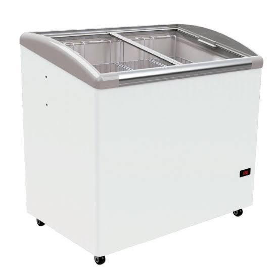 Horizontal Ice Cream Freezer