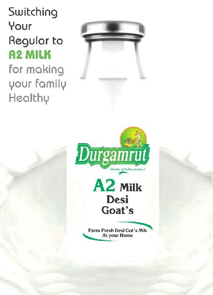 Desi Goat Milk