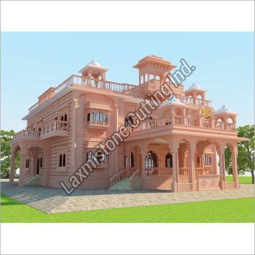 Sandstone House Construction
