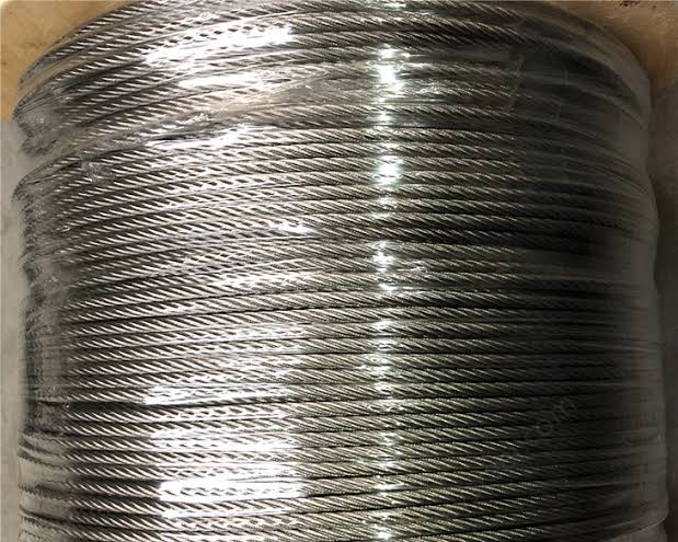 Nylon Coated Wire Ropes