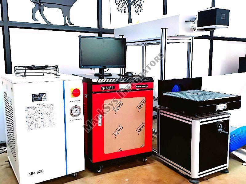 MMM100 MarkSys Laser Marking Machine