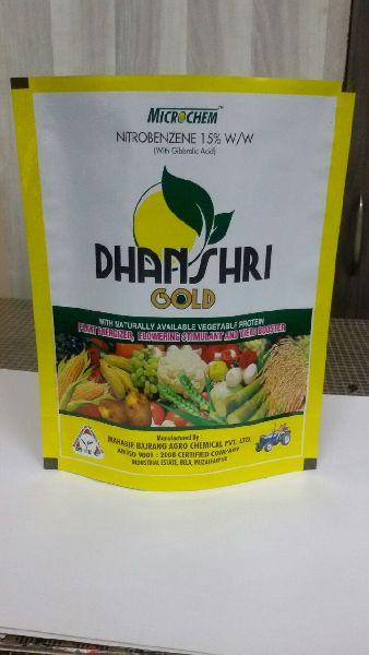 Dhanshri Gold Plant Growth Regulator