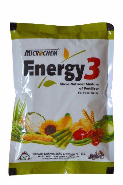 Energy 3 Fertilizer