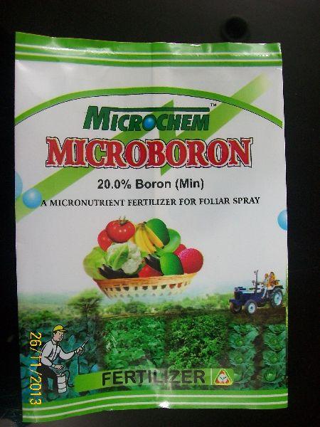 Microboron Fertilizer
