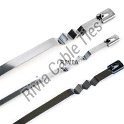 Zigzag Type Stainless Steel Cable Ties