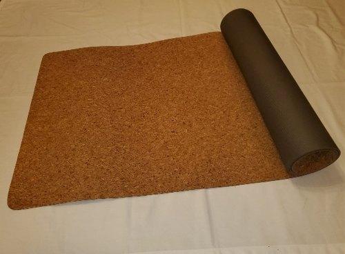 EVA Cork Yoga Mat
