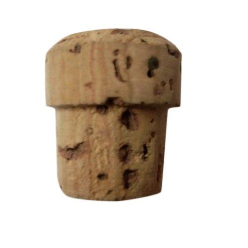 Natural T Shape Cork Stopper