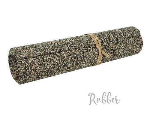 Rubber Cork Yoga Mat