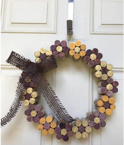 Wine Cork Ring