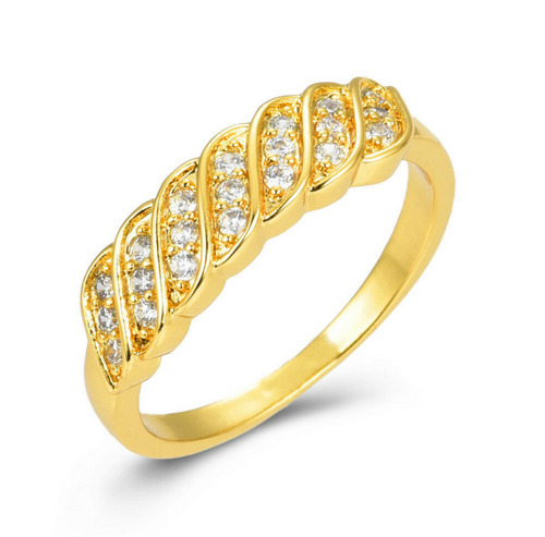 Micro Gold Plated Rings
