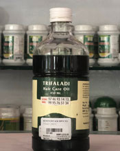 Trifaladi Hair Care Oil