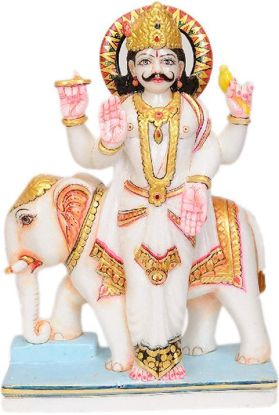 Navagraha Marble Statue