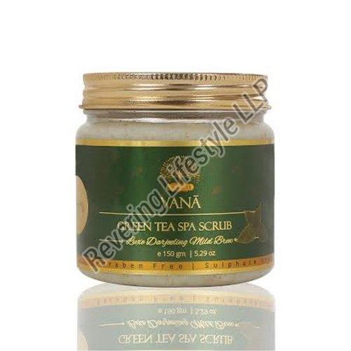 Green Tea Spa Body Scrub