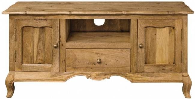 Colonial TV Unit