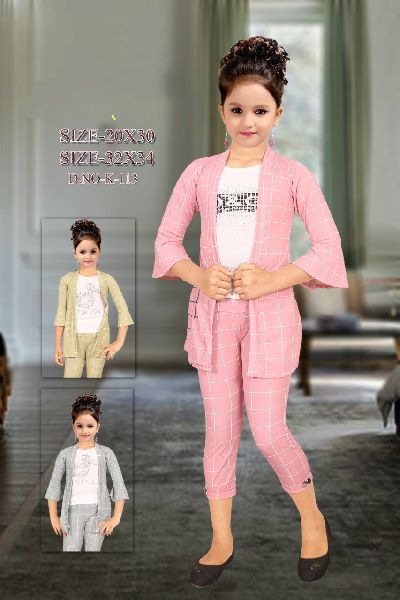Girls Top and Pant Set