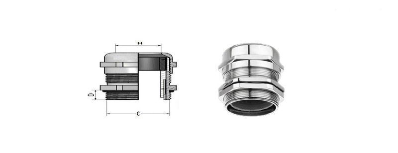 PG Metric Cable Gland