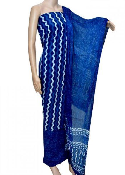 Bagru Printed Cotton Suit