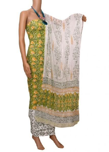 Cotton Rapid Printed Suit