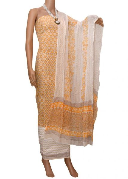 Jaipuri Cotton Salwar Suit