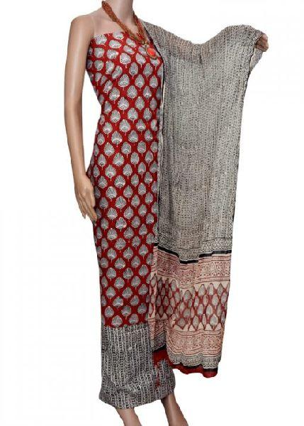 Party Wear Cotton Salwar Suit