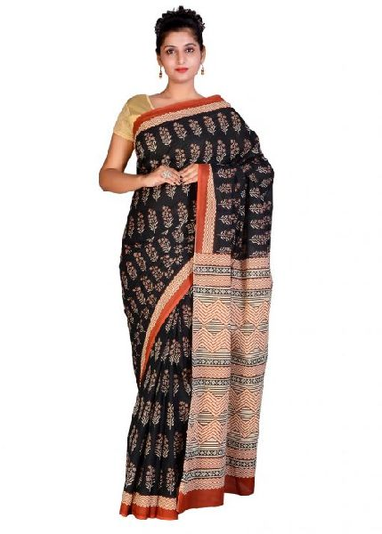 Party Wear Cotton Sarees