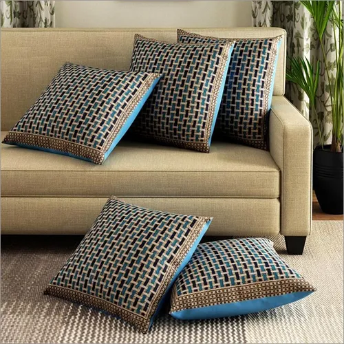 Designer Jute Cushion