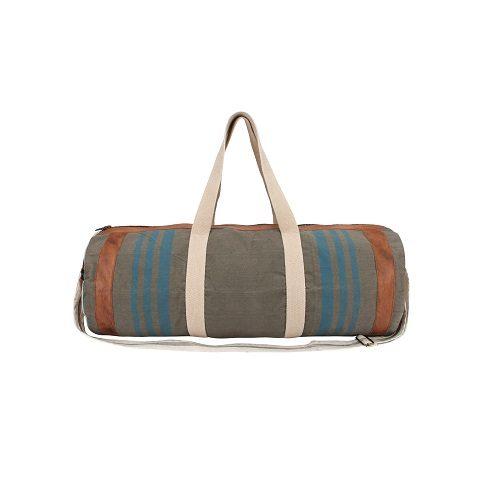 DUF-106 Round Duffel Bag