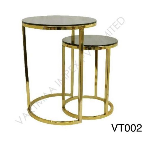 Nesting Table Metal