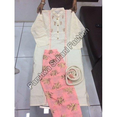 Summer Palazzo Suit