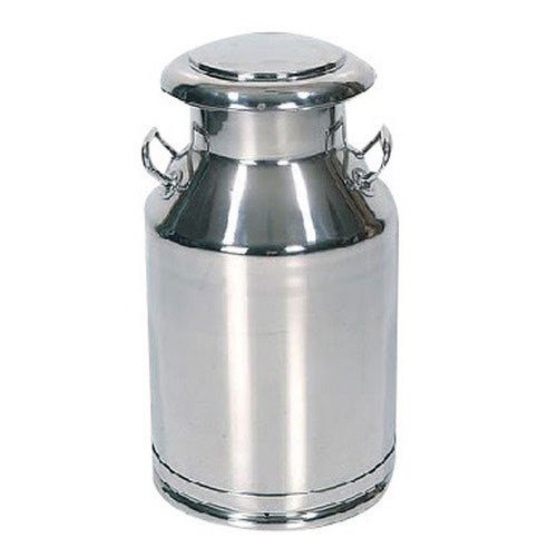 10 Litre Stainless Steel Milk Container