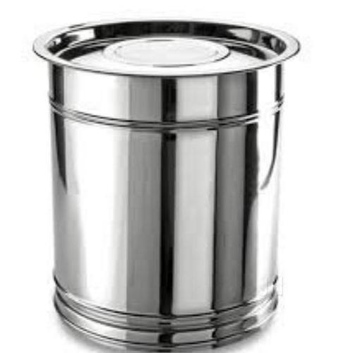 Stainless Steel Drum (1.2 Feet)