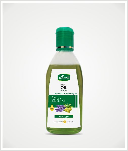 Mapril Herbal Hair Oil