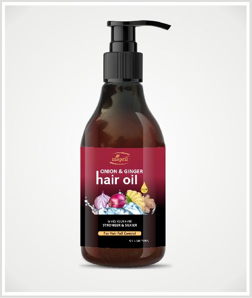 Mapril Onion & Ginger Hair Oil