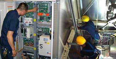 Industrial Lift Repairing Service