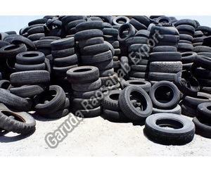 Used Tyre Scrap