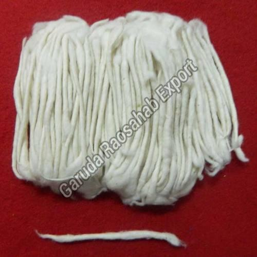 White Long Cotton Wicks