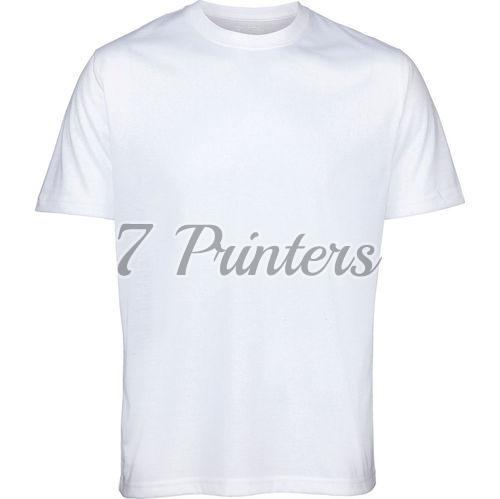Round Neck Polyester T-shirts