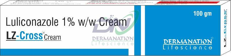 100 gm LZ-Cross Cream