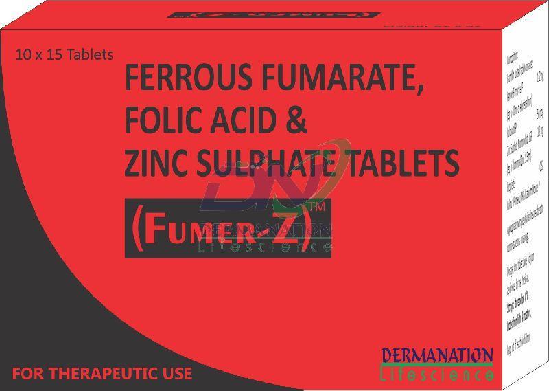 Fumer-Z Tablet