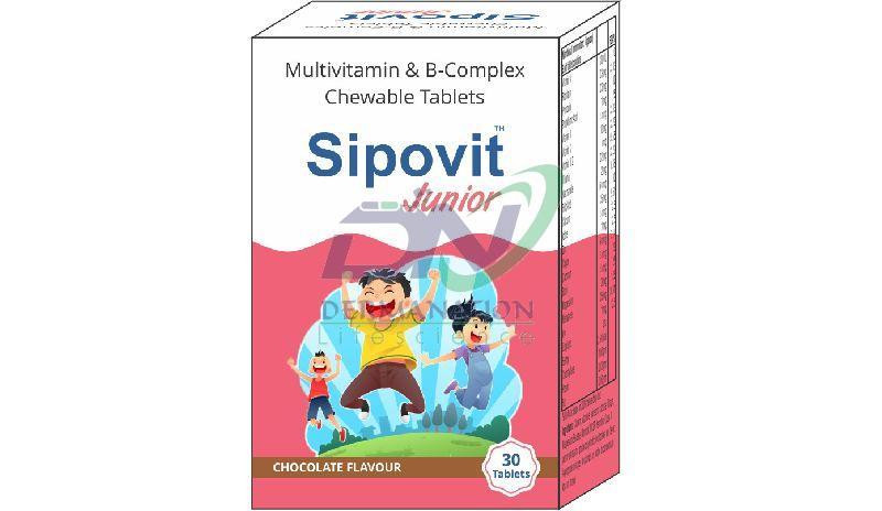 Sipovit Junior Tablet