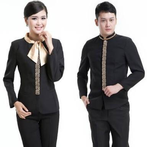 Front Office Staff Uniform