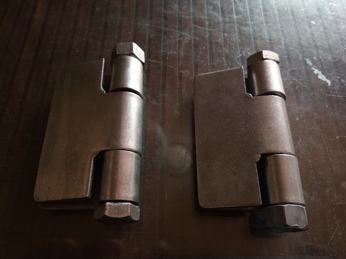 Iron Hinges