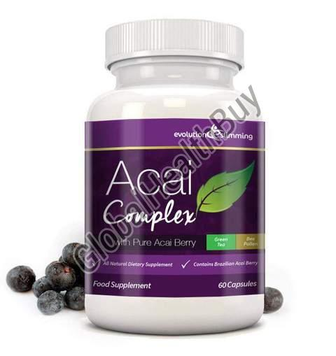 Acai Berry Complex Capsules