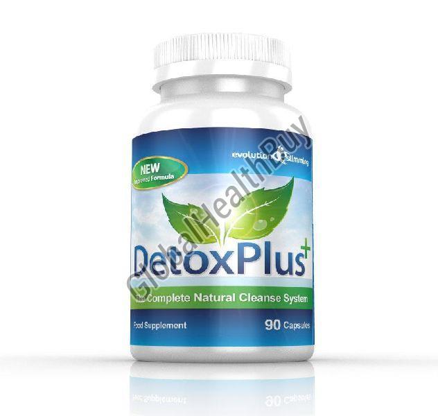 Detox Plus Colon Cleanse Capsules