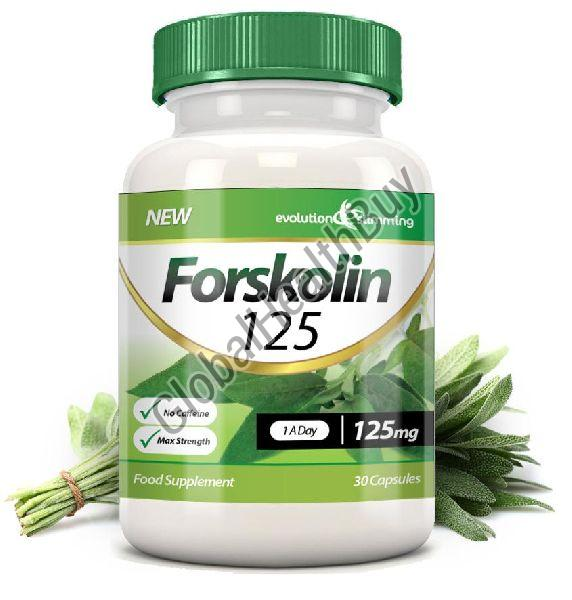 Forskolin 125 Capsules
