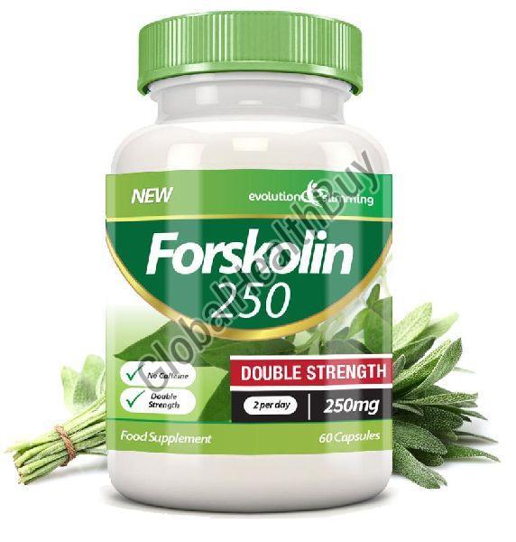 Forskolin 250 Capsules